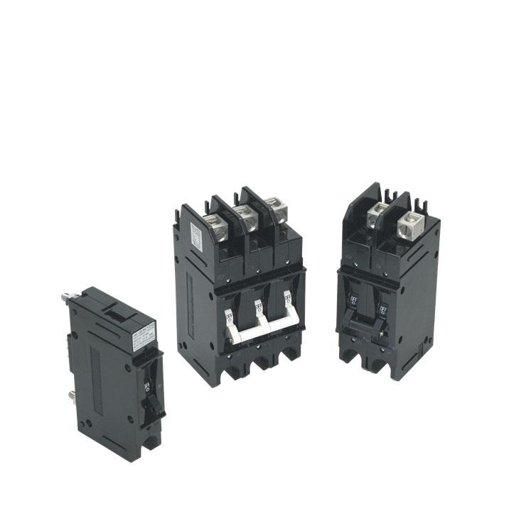 Circuit Breakers 50A 80VDC 2pole UL489